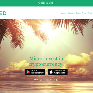 Cred Makes Cryptocurrency Investing Easy in Four US States