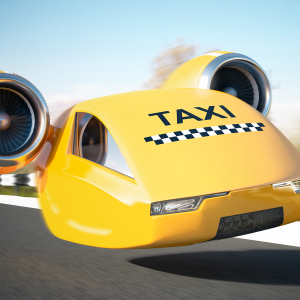 German Startup Seeks to Commercialize its Flying Taxi by 2025