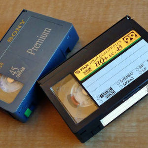 The Last Manufacturer of VHS Players Will end Production This Month