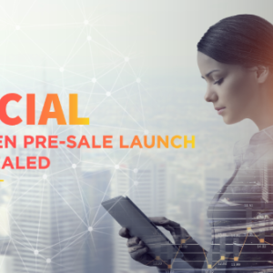 GIGTRICKS' GBTC TOKEN SALE IS LAUNCHED WITH A BANG!