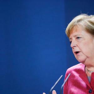 Markets Shrug Off Merkel Lockdown Plans
