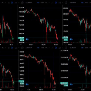 Bitcoin, Oil, Gold, Stocks, Everything is Crashing