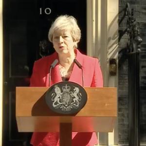 Theresa May Resigns