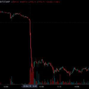 Bitcoin Dropped in Four Minutes, Millions Sold in Just One Exchange, Wall Street Manipulation?