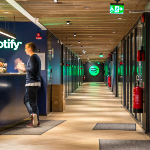 Spotify Thinking of Accepting Bitcoin For Payments