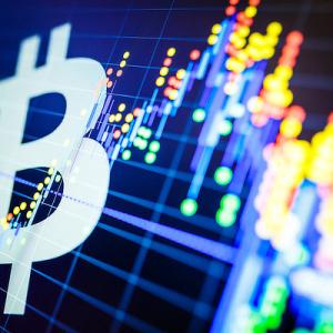 Stocks Down, Cryptos Up