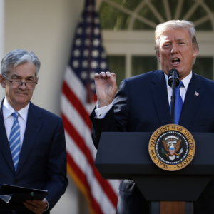 Trump v. Fed, Who Will Win?