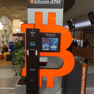 Bitcoin ATM Shows Up in Milan